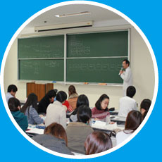 講義形式の座学