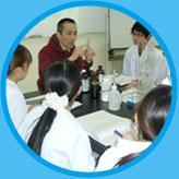 【分析化学】2年生対象・選択科目 環境保全設計コース2年 Y.Kさん